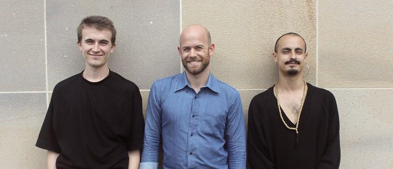 CJC: Steve Barry 'Blueprints' Trio (Sydney)