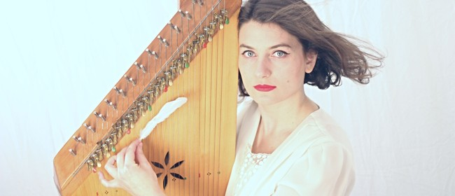 "CJC: Simona Smirnova ""Bird Language"" (New York/Lithuania)"