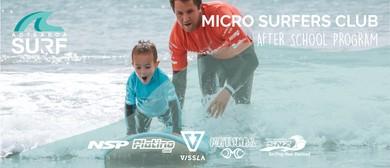 Micro Surfers Club - After School Program
