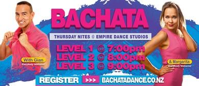 Bachata Advanced Course - Level Three