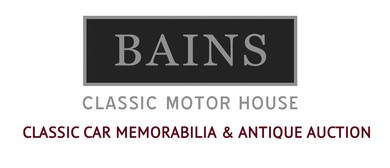 Classic Car, Memorabilia and Antique Auction