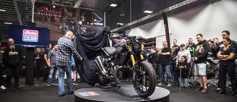 NZ Motorcycle Show 2020
