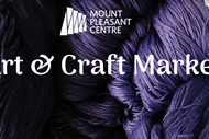 Mt Pleasant Art & Craft Market: CANCELLED