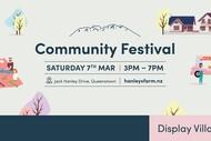 Hanley's Farm - Community Festival