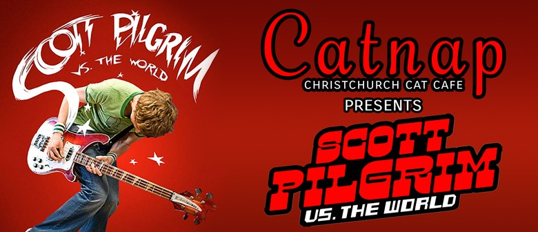 Catnap Cinema: Scott Pilgrim vs The World