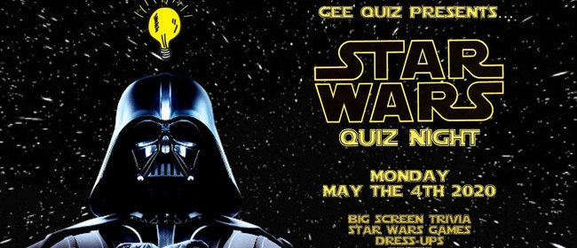 Star Wars Quiz Night - May the 4th