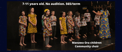 Manawa Ora Children Community Choir