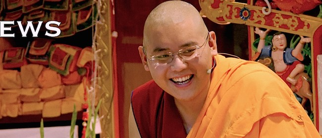 His Eminence Ling Rinpoche