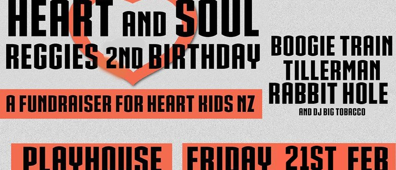 Heart Kids Fundraiser: Rabbit Hole,Tillerman,Boogie Train