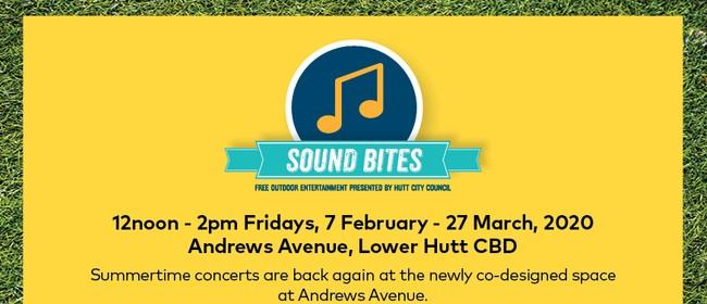 Sound Bites Featuring Andy Gartell