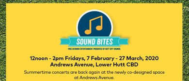 Sound Bites Featuring Andrew London