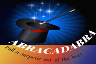 Abracadabra - Pull a Surprise Out of The Hat