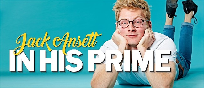 Jack Ansett: In His Prime: CANCELLED