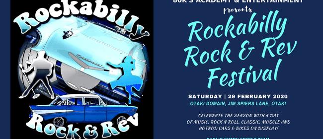 Rockabilly Rock & Rev Festival 2020