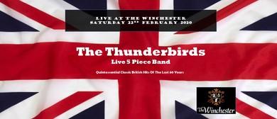Live Music The Thunderbirds Band