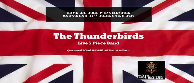 Live Music The Thunderbirds Band