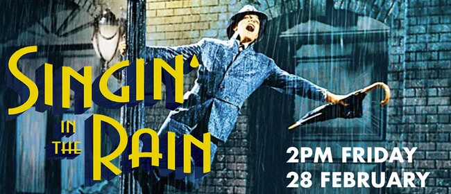 Singin' In The Rain - ITR Film Screening by Ryman Healthcare