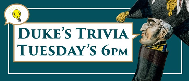 Duke's Trivia Tuesdays