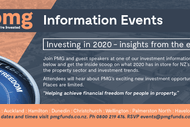 PMG Information Event