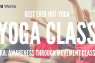 Best Ever Not-Yoga Classes