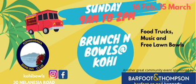 Brunch and Bowls
