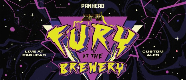 Live Pro Wrestling! Fury at the Brewery!