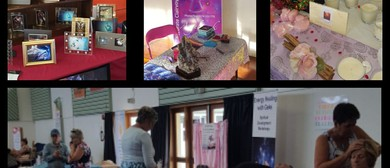 Health & Wellbeing PopUp Expo (With a Splash of Spiritual)