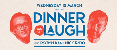 Dinner and a Laugh - A Charitable Comedy Night