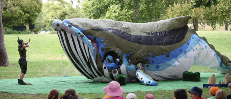 Capital E National Arts Festival - The Whale's Tale