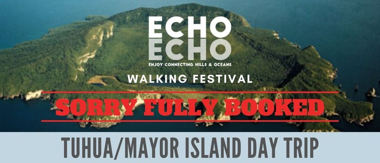 Tuhua/Mayor Island Day Tripper: POSTPONED