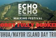Tuhua/Mayor Island Day Tripper: POSTPONED