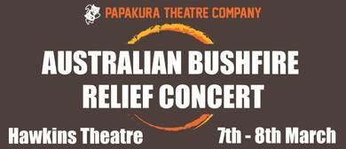 Australian Bushfire Relief Variety Concert