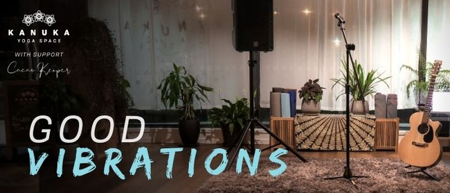 Good Vibrations (live music)