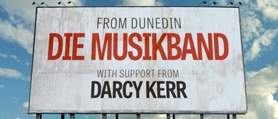 Die Musikband with Darcy Kerr