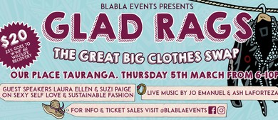 Glad Rags - The Great Big Clothes Swap