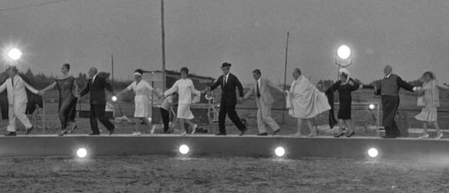 Fellini's 1964 8 1/2 – Canterbury Film Society