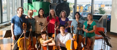 Cellists of Otago featuring Rebecca Ryan