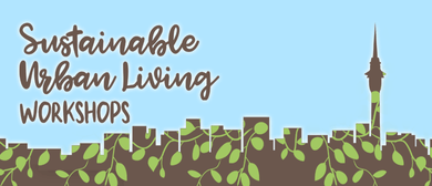 Stock Your Shelves - Sustainable Urban Living Workshop