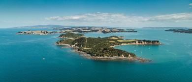 Rotoroa Island Free Guided Coastal Walk