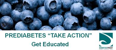 Prediabetes Take Action Get Educated
