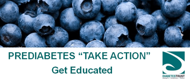 Prediabetes Take Action Get Educated