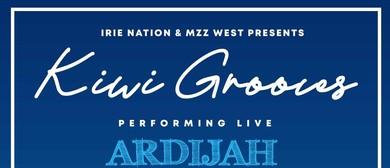 Kiwi Grooves: POSTPONED