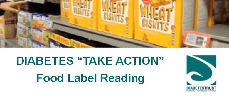 Diabetes Take Action Food Label Reading