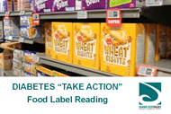 Diabetes Take Action Food Label Reading