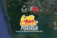 Porirua Harbour Clean-Up — Love Your Coast 2020