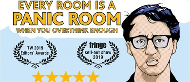Simon Caine: Every Room is a Panic Room