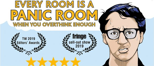 Simon Caine: Every Room is a Panic Room: CANCELLED