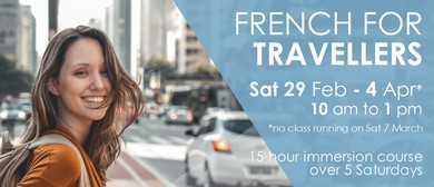 French for Travellers - Term 1 2020