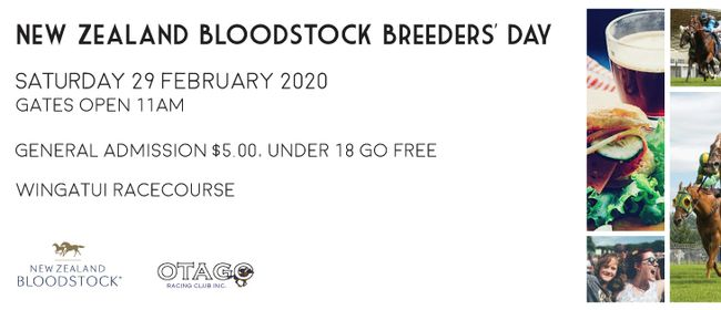 New Zealand Bloodstock Breeders' Day