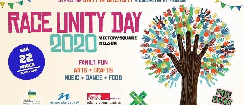 Race Unity Day Nelson 2020 #rud2020